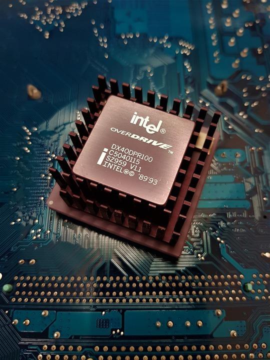 486マイクロプロセッサ